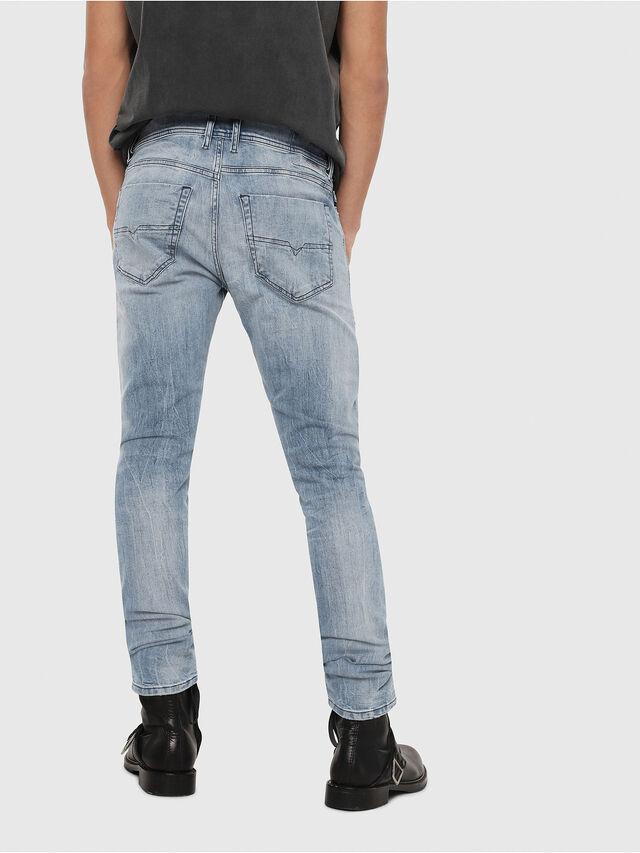Diesel - Tepphar 081AL, Light Blue - Jeans - Image 2