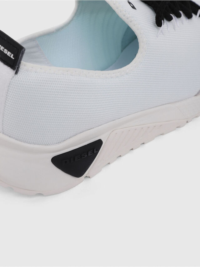 Diesel - S-KBY, White - Sneakers - Image 4