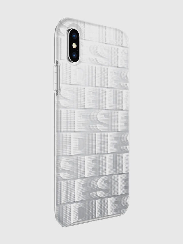 Diesel - DIESEL PRINTED CO-MOLD CASE FOR IPHONE XS & IPHONE X, White - Cases - Image 6
