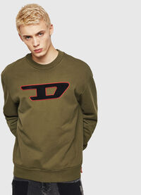 S-CREW-DIVISION-D, Military Green