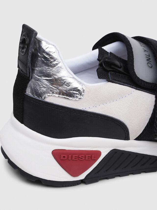 Diesel - S-KB STRAP, Multicolor/White - Sneakers - Image 4