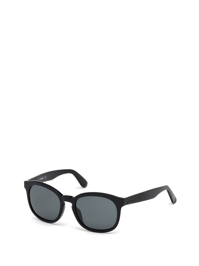 Diesel - DM0190, Black - Sunglasses - Image 4