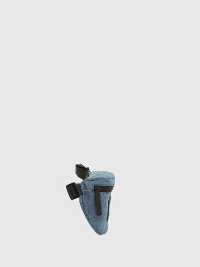 Diesel - BELTPATCH, Blue - Bags - Image 3