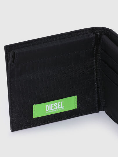 Diesel - HIRESH S SP, Black - Small Wallets - Image 4