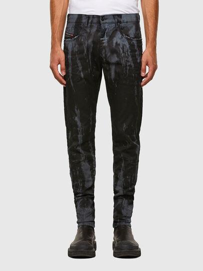 Diesel - D-Strukt JoggJeans® 069QI, Medium blue - Jeans - Image 1