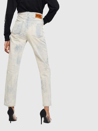 Diesel - D-Eiselle 0099P, White - Jeans - Image 2