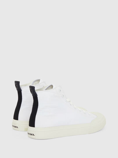 Diesel - S-ASTICO MCF, White - Sneakers - Image 3