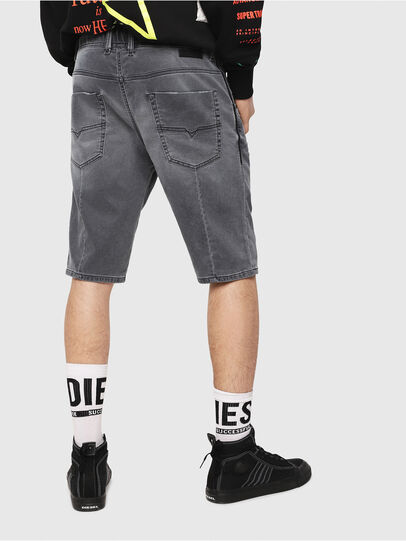 Diesel - D-KROOSHORT JOGGJEANS,  - Shorts - Image 2