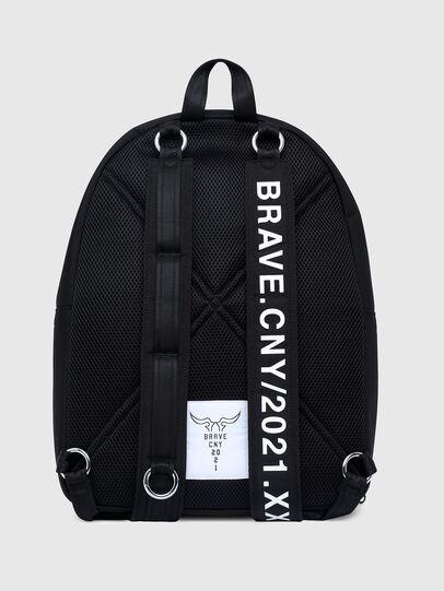 Diesel - CL - DHORIAN - BACKP, Black - Backpacks - Image 2
