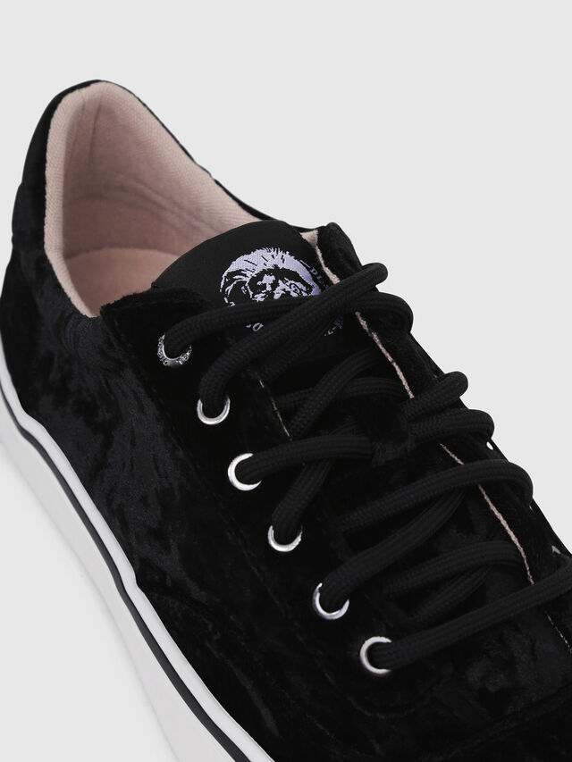 Diesel - S-FLIP LOW W, Black - Sneakers - Image 5