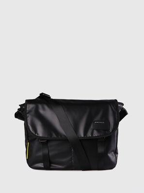 F-DISCOVER MESSENGER, Black - Crossbody Bags