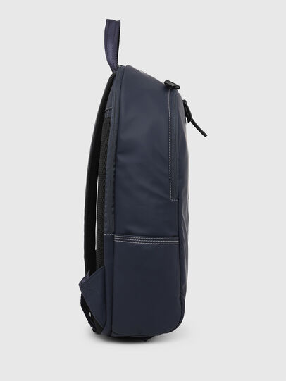 Diesel - BOLD BACK II, Dark Blue - Backpacks - Image 3