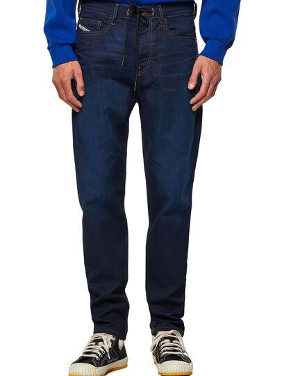 Diesel - D-VIDER JoggJeans® Z69VZ, Dark Blue - Jeans - Image 1