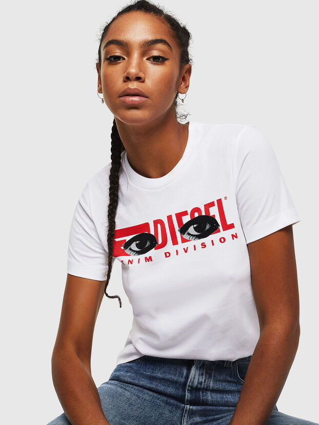 T-SILY-YD, White - T-Shirts