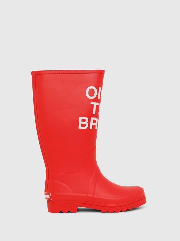 H-JAARDEN LB, Fire Red - Boots