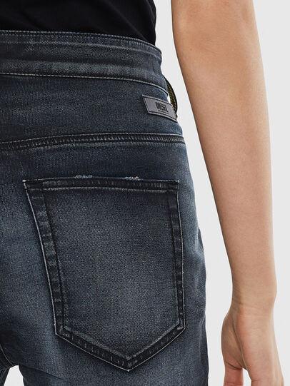 Diesel - FAYZA JoggJeans® 069MD, Dark Blue - Jeans - Image 5