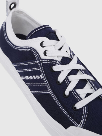 Diesel - S-ASTICO LOW LACE, Blue/White - Sneakers - Image 5