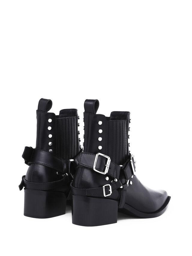 Diesel - DEIMOS, Black - Dress Shoes - Image 3