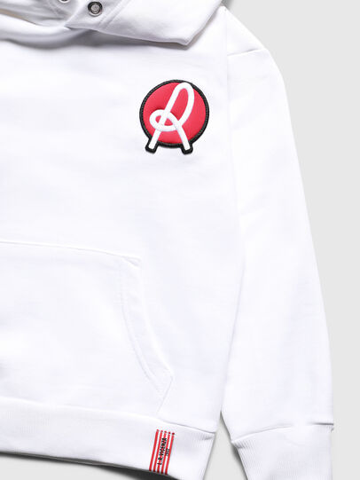Diesel - LR SGIRKHOOD VIC, White - Sweaters - Image 3