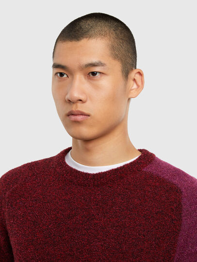 Diesel - K-BART, Brown - Knitwear - Image 3