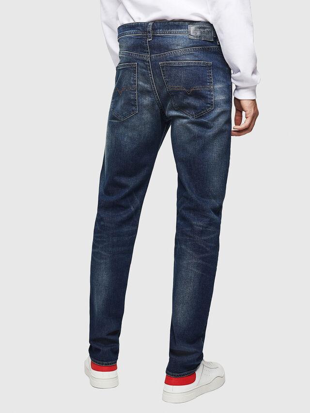 Diesel - Buster 0853R, Dark Blue - Jeans - Image 2