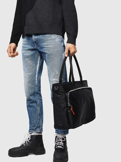 Diesel - BAGOTE, Black - Shopping and Shoulder Bags - Image 6