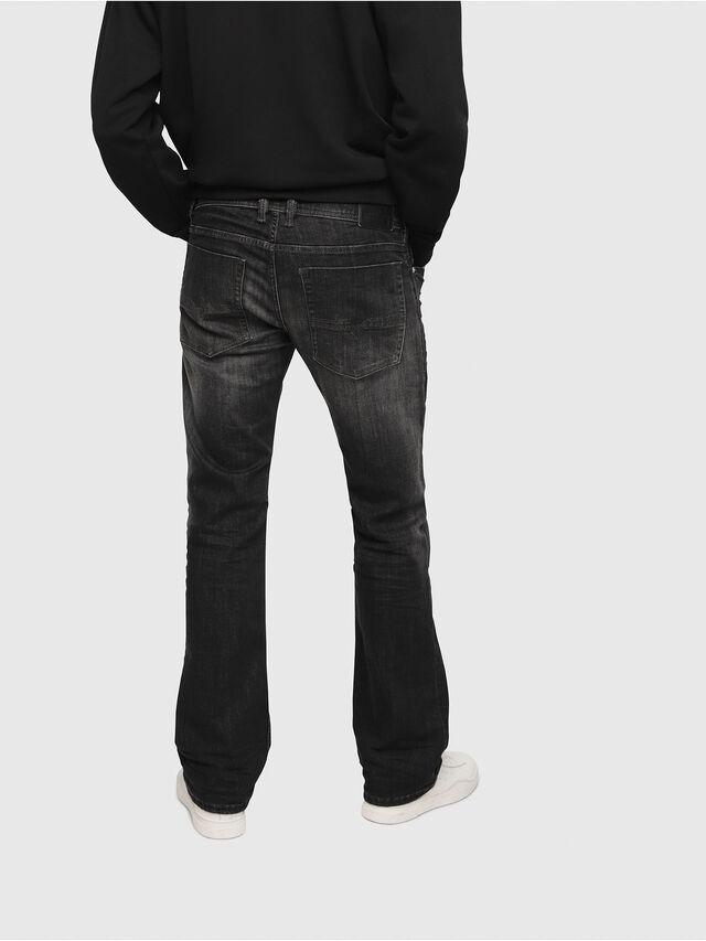 Diesel - Zatiny 087AM, Black/Dark grey - Jeans - Image 2