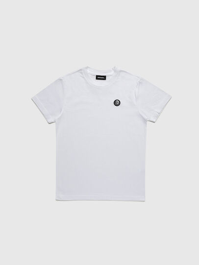Diesel - TFREDDY, White - T-shirts and Tops - Image 1