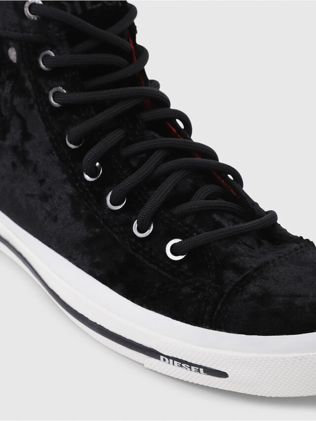 Diesel - EXPOSURE IV W, Black - Sneakers - Image 5