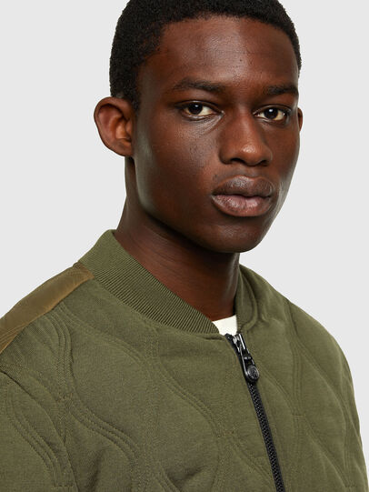 Diesel - K-CHRYSO, Military Green - Knitwear - Image 3