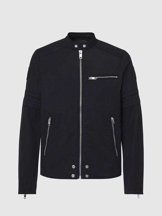 J-GLORY, Black - Jackets