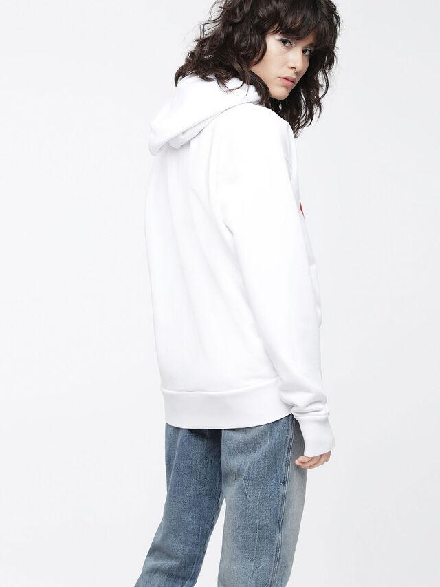 F-ALBY-FL-A, White