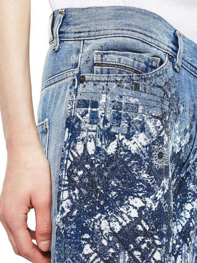 Diesel - TYPE-1908, Blue Jeans - Jeans - Image 5