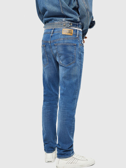 Diesel - Buster 083AX, Light Blue - Jeans - Image 2