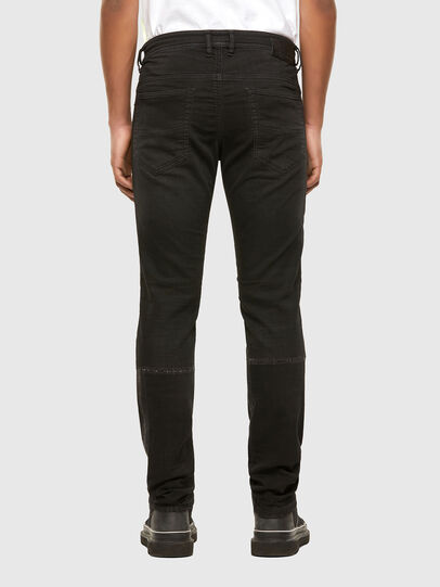 Diesel - Thommer JoggJeans® 009IC, Black/Dark grey - Jeans - Image 2