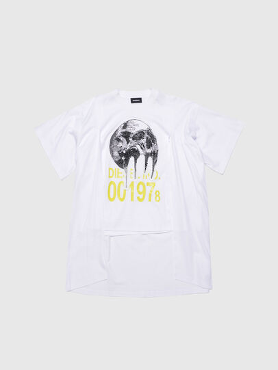 Diesel - TAMELIA, White - T-shirts and Tops - Image 1