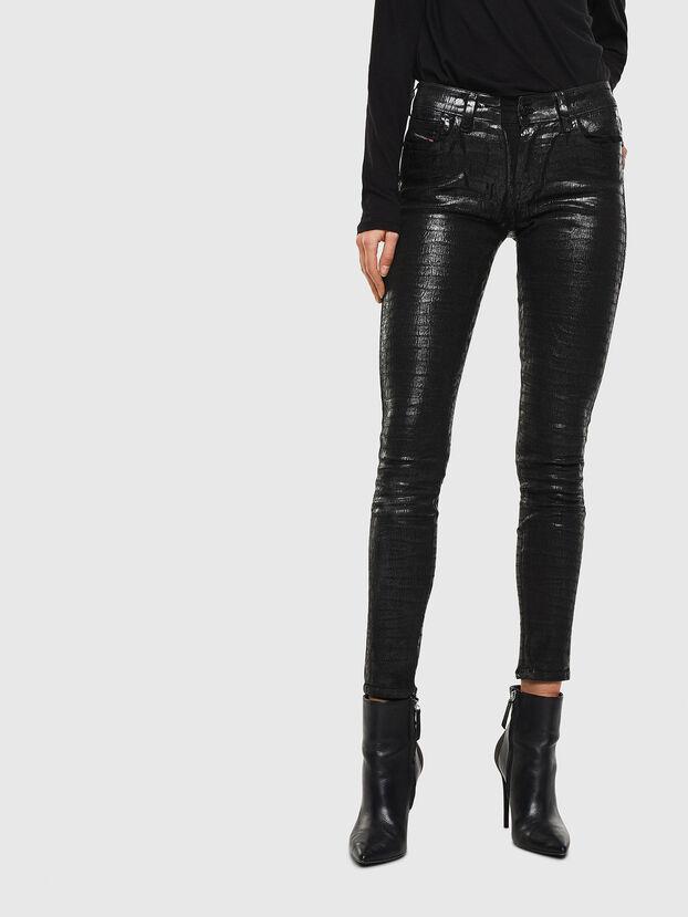 Slandy 0094S, Black/Dark grey - Jeans