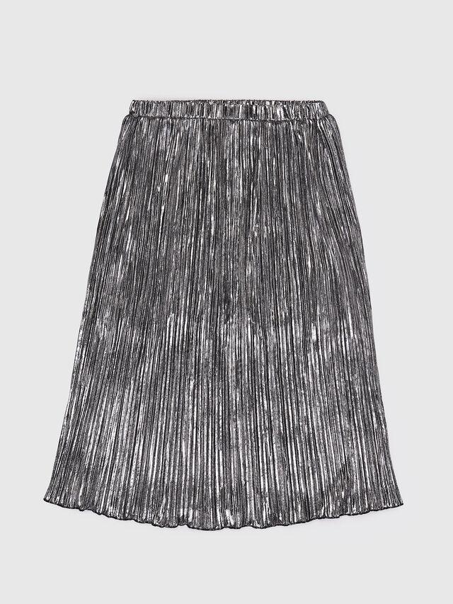 Diesel - GLOBI, Silver - Skirts - Image 3