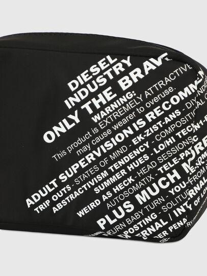Diesel - KUBELT, Black - Bags - Image 5