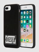BLACK DENIM IPHONE 8 PLUS/7 PLUS/6S PLUS/6 PLUS CASE, Black - Cases