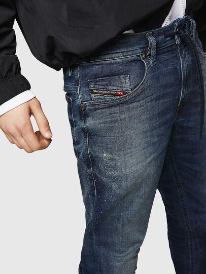 Diesel - Thommer JoggJeans 069HI, Dark Blue - Jeans - Image 3