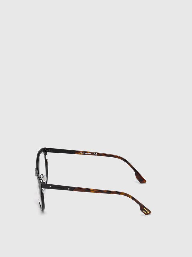 Diesel - DL5217, Black - Eyewear - Image 3