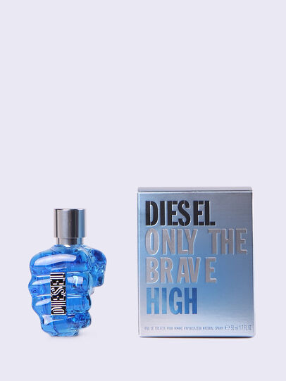 Diesel - ONLY THE BRAVE HIGH  50ML, Light Blue - Only The Brave - Image 1