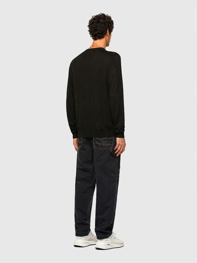 Diesel - K-CROFT, Black - Knitwear - Image 5