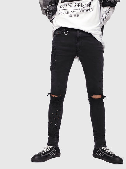 Diesel - D-Istort 085AW,  - Jeans - Image 1