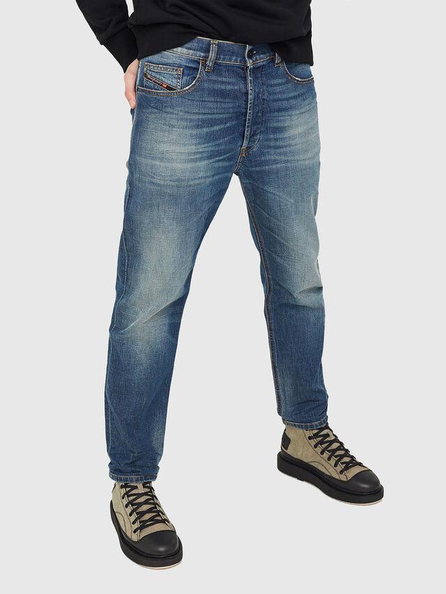 Diesel - D-Eetar 089AR, Medium blue - Jeans - Image 1