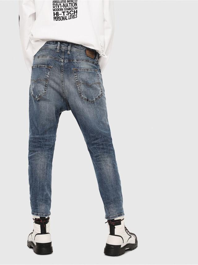 Diesel - Narrot 0090M, Medium blue - Jeans - Image 2