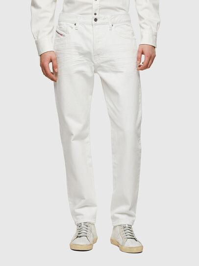Diesel - D-Fining 0HBAJ, White - Jeans - Image 1
