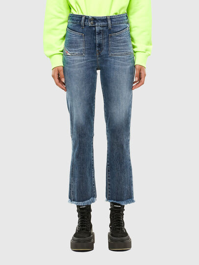 Diesel - D-Earlie 0098W, Medium blue - Jeans - Image 1
