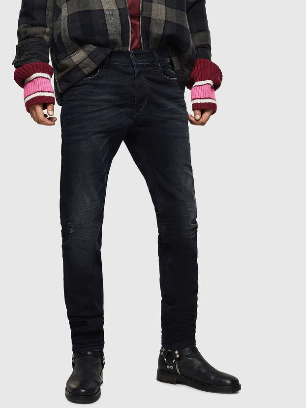 Tepphar 0679R, Black/Dark grey - Jeans